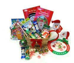 Thinking of You on Christmas ~ Gift Basket