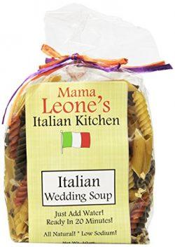 Leonard Mountain Italian Wedding Soup, 10-Ounce. Bags (Pack of 4)
