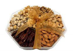 NUTS U.S. – Fancy Nuts Gift Basket, Freshly Roasted, Ready to Enjoy, Spread the Love (Juts ...