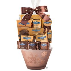 Houdini Ghirardelli Gift Basket Choc