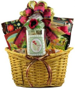 Sugar Free for Her -Sugar Free Women's Birthday, Holiday, or Mother's Day Gift Basket