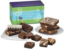 Fairytale Brownies Thinking of You Treasure Medley Gourmet Food Gift Basket Chocolate Box – ...