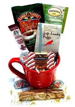 Christmas Gifts – Holiday Coffee Gift Sets – Kids Hot Chocolate Mug Kit – Yule ...