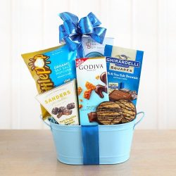 Caramel Lovers Gift Basket