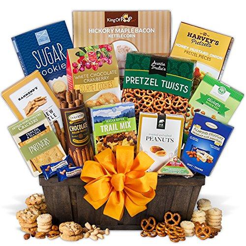 Business Gift Basket