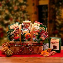 Thinking of you This Holiday Gift Basket