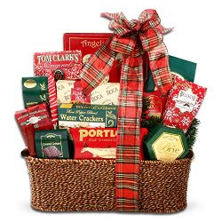 Gracious Holiday Gift Basket
