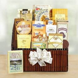 I'm Sorry   Deluxe Sympathy Gift Basket by Organic Stores