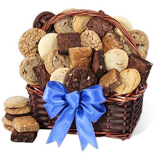 Baked Christmas Gifts: Baked Goods Premium Gift Basket - Ubaskets