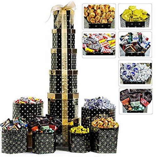 3 Ft Sweet Treat Gift Tower