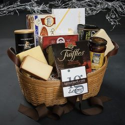 Captivate the Crowd Gift Basket (3.6 pound)