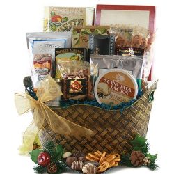Happy Hanukkah – Hannukah Gift Basket