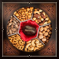 Jaybee's Nuts Gift Tray – Great Holiday, Corporate & Christmas Gift For Him & ...