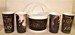 Disney: Beauty and the Beast 2017 Movie Theater Exclusive 64/16 oz Family Pack
