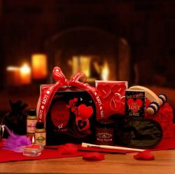 Heat up the Night Romantic Care Package