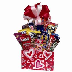 Sweet Delights Romantic Gift for Guys