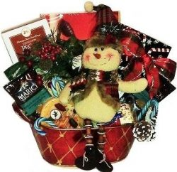 Jolly Holiday Gourmet Gift Basket