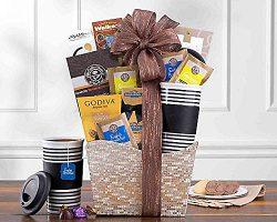Wine Country Gift Baskets Coffee Bean & Tea Leaf Assortment