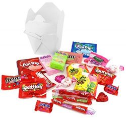 Valentine's Day Gift Basket 1 lb Variety Care Package Assortment