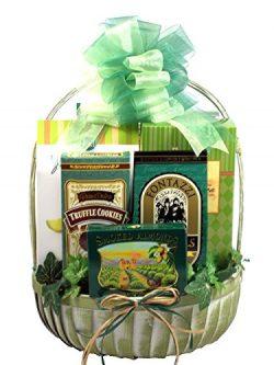 Irish Sweet and Savory Gourmet St. Patrick's Day Gift Basket