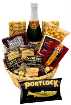 Seattle Delights Gift Basket