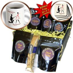Wedding – Congratulations on You Engagement – Coffee Gift Baskets – Coffee Gif ...