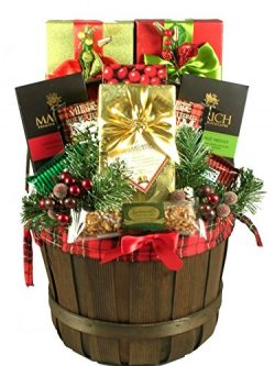 The Ultimate Holiday Extravaganza Gift Basket