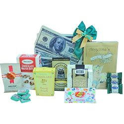 Thanks A Million! Thank You Gourmet Food Gift Basket (Chocolate Option)