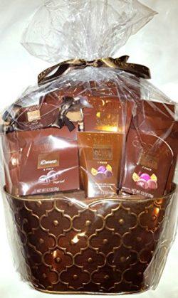 Godiva 12 peice premium chocolate custom basket
