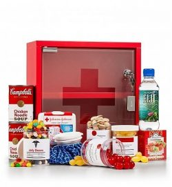 GiftTree Get Well Medicine Cabinet – Perfect Sick or Recovery Care Package For Men / Women ...
