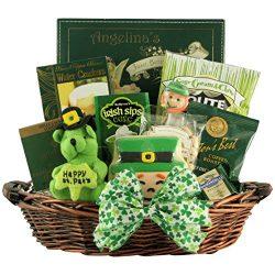 Luck O' The Irish: St. Patrick's Day Gourmet Gift Basket