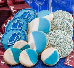 Dulcet's Happy Hanukkah Cookies