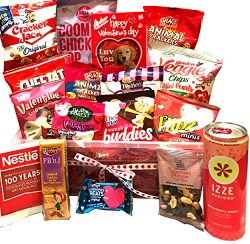 Valentines Gift – Valentines Care Package – Campus Care Package – Valentines M ...