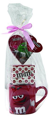 Frankford Candy Company M&M Gift Mug Tower, Milk Chocolate, 2.75 Ounce