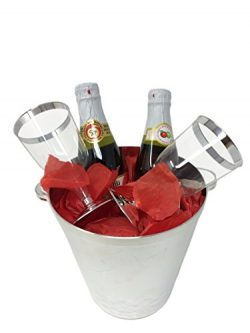 Celebrate the Occasion Gift Set with Martinelli's Sparkling Cider ~ Romantic Gift Package  ...