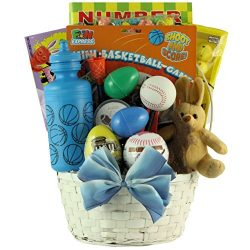 Easter All Star: Easter Gift Basket for Boys Ages 6 to 9 Years Old