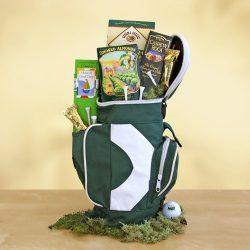 The Leprechaun's Caddy -St. Patrick's Day Gift Basket for Golfer's