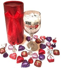 Valentines Valentine's Day Gifts- Wine Lovers Gourmet Food Basket – Meat & Chees ...