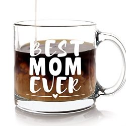 Best Mom Ever Mug – Christmas Mother's Day Gift for Moms from Son Daughter or Kids & ...