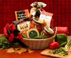 Salsa Gift Basket
