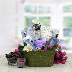 The Healing Spa Gift Basket