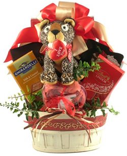 You Drive me Wild, Romantic Gift Basket (Large)