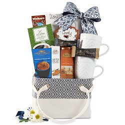 Wine Country Gift Baskets Coffee, Tea and Cocoa Assortment