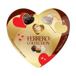 Ferrero Collection Heart, 16 Count,NET WT 6.1 OZ(174g)