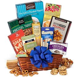 Snack Gift Basket – Classic