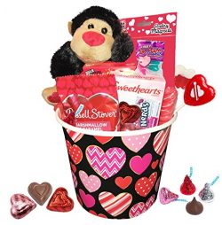 Valentine Day Gift For Her & Him – Valentines Gifts Set For Kids – All Premium B ...