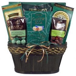 St. Paddy's Jig Gourmet St. Patrick's Day Gift Basket