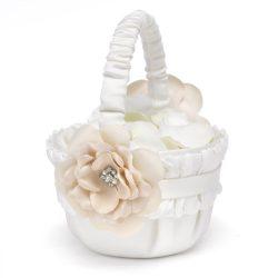 Hortense B. Hewitt Love Blooms Wedding Accessories, Flower Basket