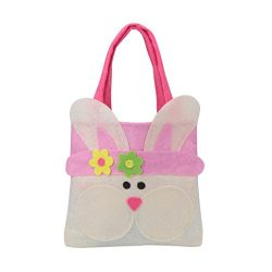 GBSELL Easter Rabbit Bag Gift Candy Case Creative Present Home Accessory