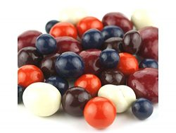 SweetGourmet Chocolate Fruit Basket (Apples, Apricots, Blueberries, Cherries & Cranberries)  ...